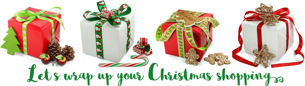 Merry Christmas! Get the perfect gifts for everyone on your list, delivered today!