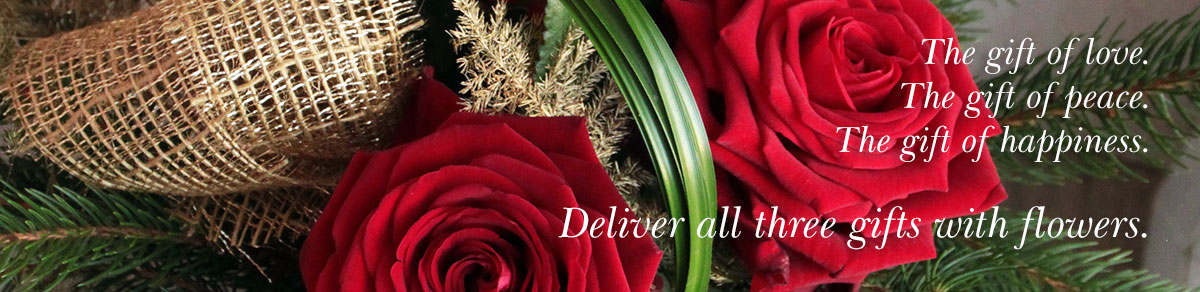 Send a gift that fits every style and budget - send flowers for the holidays!
