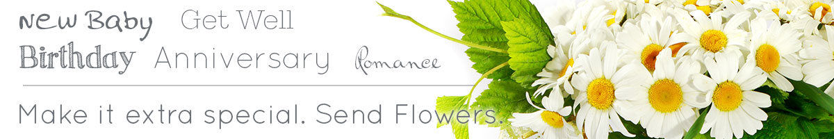 Celebrate all life's special moments with Flowers
