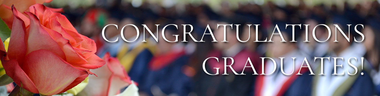 Congratulations Grads! Order your graduation flowers today!