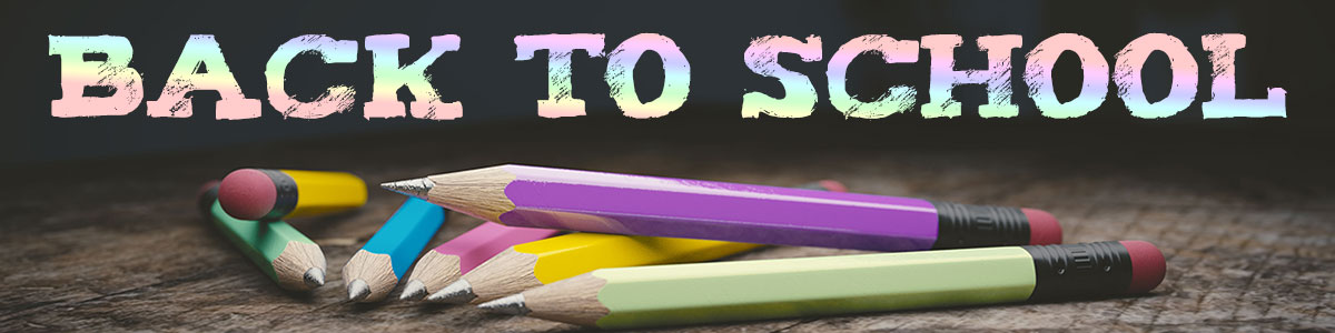 Welcome your favorite teachers & students back to school, and send wishes for a great school year!