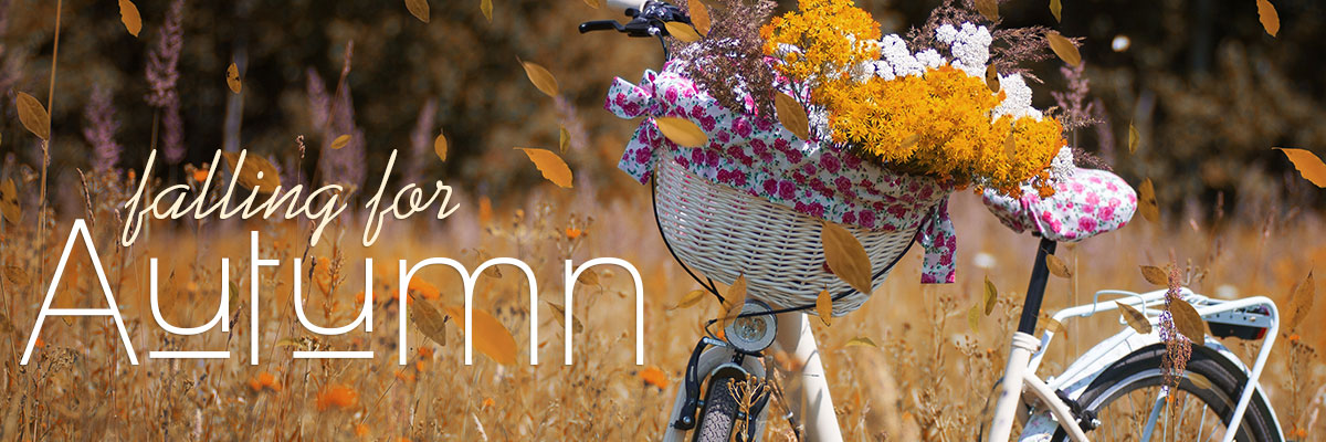 Falling in love with gorgeous fall flowers - send fresh flowers to someone special today!