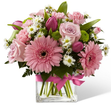 The FTD Blooming Visions Bouquet by Better Homes and Gardens