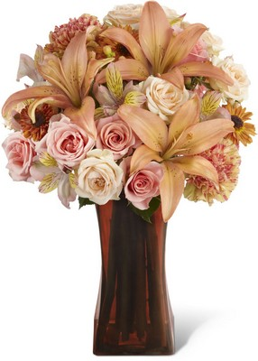 Bountiful Garden Bouquet