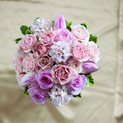 The FTD Dawn Rose Bouquet