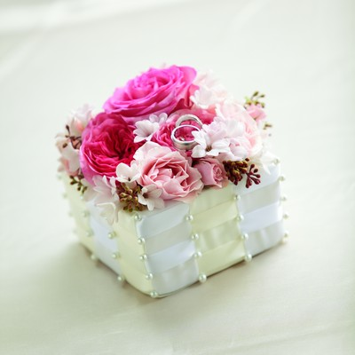 The FTD Flower Jeweled Ring Box