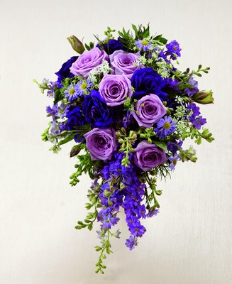 The FTD Lavender Garden Bouquet