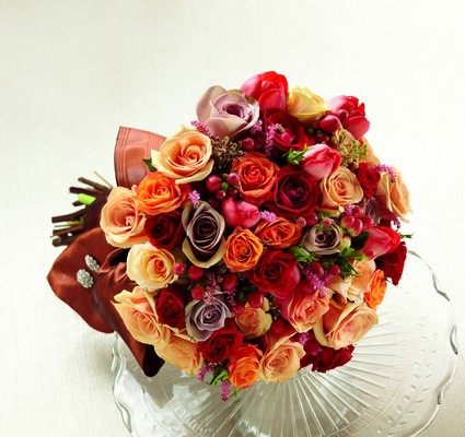 The FTD Cherish Bouquet