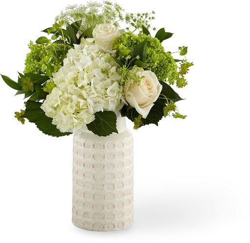 The FTD Pure Grace Bouquet