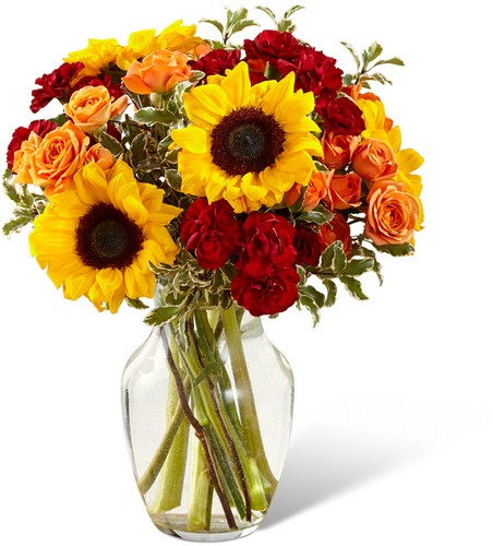 The FTD Fall Frenzy Bouquet