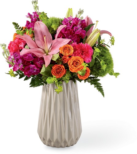 The FTD Pretty & Poised Bouquet
